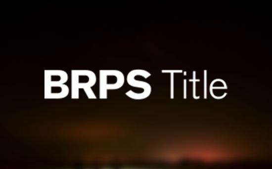 BRPS Title